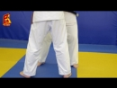 Подсечка в темп шагов Дзюдо Okuri ashi barai Judo