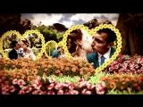 Слайдшоу на свадьбу или Love Story