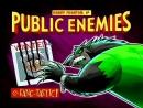 Danny Phantom S01E14 Public Enemies ENG Денни Призрак Сезон 1 Серия 14 Враги общества ENG