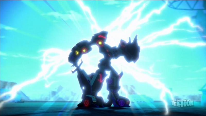 Трансформеры: Роботы под Прикрытием — Сила Гештальтов 3x15 [ENG] Full HD
