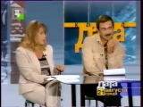 (staroetv.su) Дата (ТВЦ, 21.08.2002) Юлий Ким