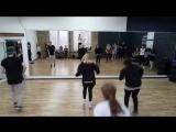 Choreography by Sasha Putilov (N'sync It's tearing up my heart) sel3