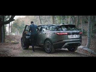 Range Rover Velar - второе официальное видео