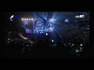 170920 EXO XIUMIN @ 1st Soribada Best K-Music Awards full cut