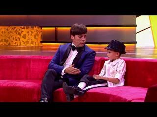 Даниэль Крыгин - Майкл Джексон (7 лет) 1 канал