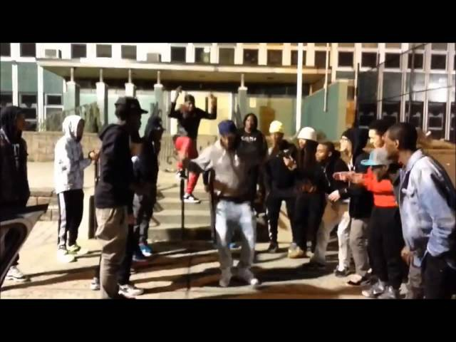 Jersey x Baltimore x Philly Club Dance Cypher Teamlilman Chitty Chitty