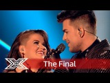 Saara Aalto &amp Adam Lambert - Bohemian Rhapsody (The X Factor UK 2016)