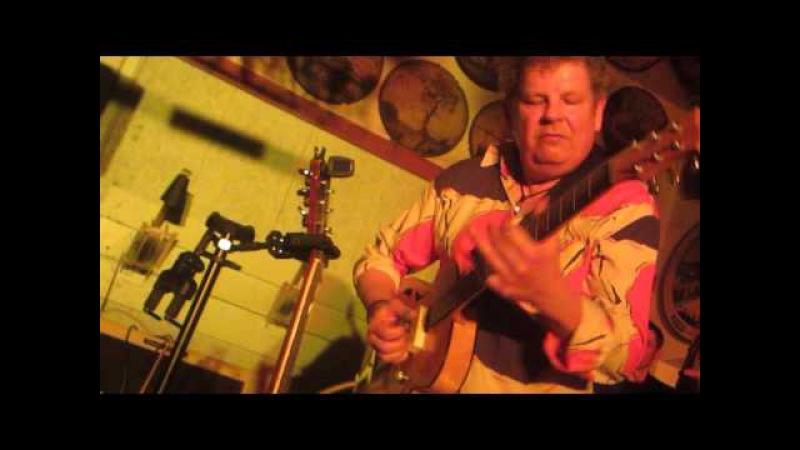 Mojo Blues Band - Dust my Broom (Beer Bottle Solo) (Neunkirchen, 19.12.2015)