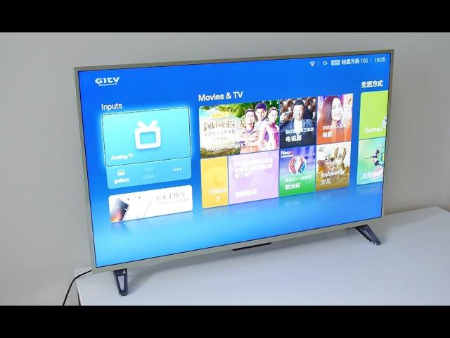 Обзор Xiaomi Mi TV 3S 43