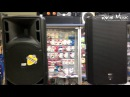 RCF ART 315A МК vs Electro Voice ZLX 15P