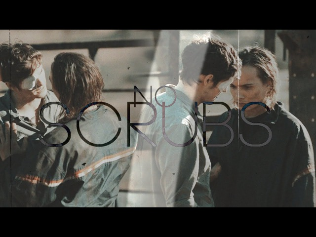 Troy x Nick    No Scrubs