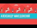 Александр Македонский и знаменитости Ускоренный курс всемирной истории 8