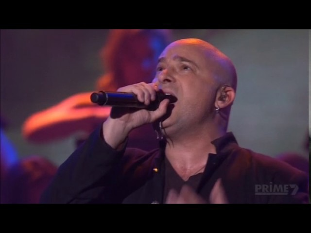 Disturbed - The X Factor Australia 2016 - The Sound Of Silence