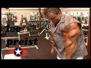 Тренировка рук Ли Приста 1999 Lee Priest Arms Workout For 1999 Mr Olympia YouTube 720p