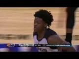 DeAaron Foxs First Bucket as a King  Suns vs Kings  July 7 2017  2017 NBA Summer League