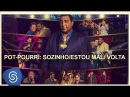 Raça Negra - Sozinho/Estou Mal/Volta (DVD Raça Negra Amigos 2) [Vídeo Oficial]