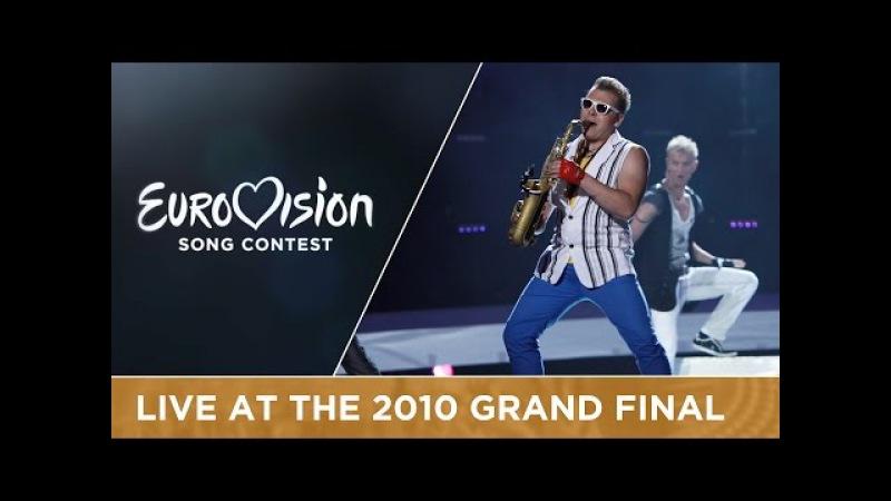 Sunstroke Project Olia Tira - Run Away (Moldova) Live 2010 Eurovision Song Contest