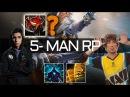 SumaiL Dendi | 5-MAN RP Mask of Madness Magnus Meta?!
