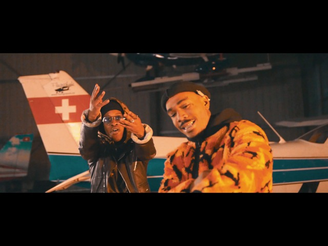 Francky Loot - CHF ft. J $tash (Official 4k Video)   prod. by Daibeat