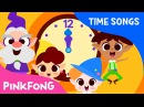 Telling Time 1 Time Songs Pinkfong Songs for Children