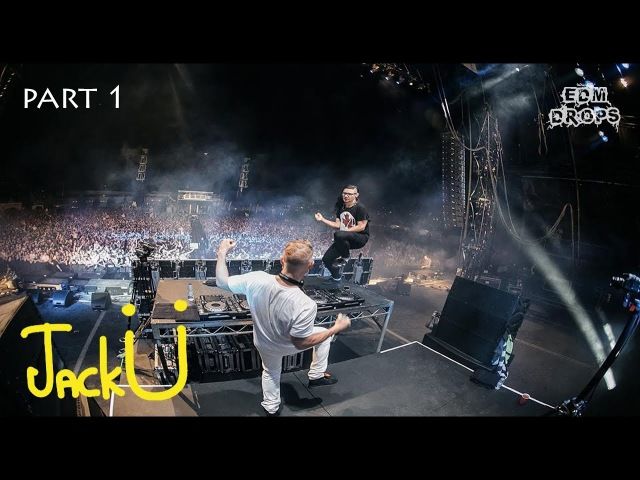 Jack Ü (Skrillex Diplo) Drops Only - Full Flex Express 2015 Part 1
