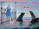 Khudozhnik - Beggi Boem ( Художник-Бэгги Боем )   Автор  и  исполнитель  песни-Олег  Кваша