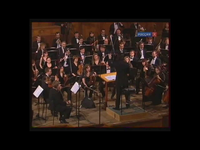 Gustav Mahler: Symphony No.1 in D major Titan - Teodor Currentzis (HD 1080p)