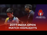 2017 India Open Highlights Achanta Sharath Kamal vs Tomokazu Harimoto (12)
