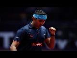 AKKUZU Can vs ACHANTA Sharath Kamal - 2017 India Open Men's Singles Round 1