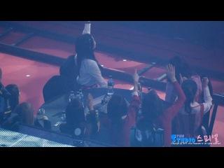 170119 레드벨벳 블랙핑크 지코 오키도키 리액션 직캠 Red Velvet BLACKPINK Okey Dokey Reaction fancam (서울가요대