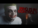 Jerome Valeska WHO IS IN CONTROL