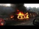 Взорванные Танки ВСУ Дебальцево War in Ukraine 24.02.2015
