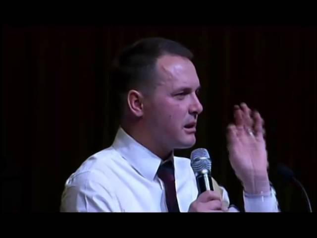 Нести свой крест - проповедь, Василий Папирник