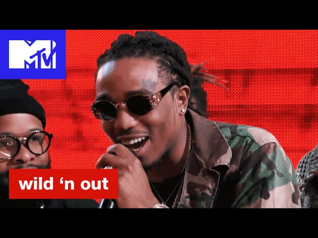 Quavo of Migos Calls Nick Cannon's Hat Alligator Ass Wild 'N Out Wildstyle