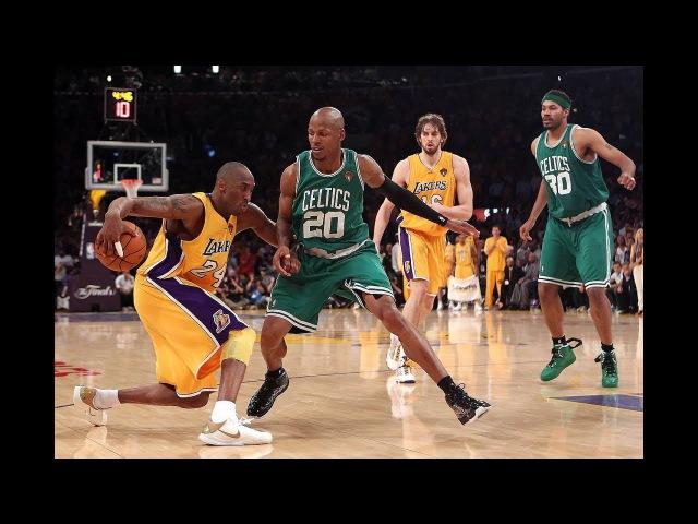 Kobe Bryant Top 50 CrossoversHandles of His Career