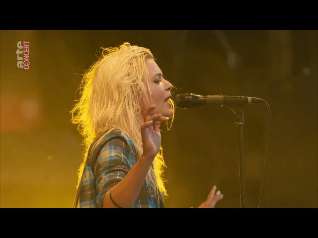The Kills au Cabaret Vert 2017 - full concert - HD