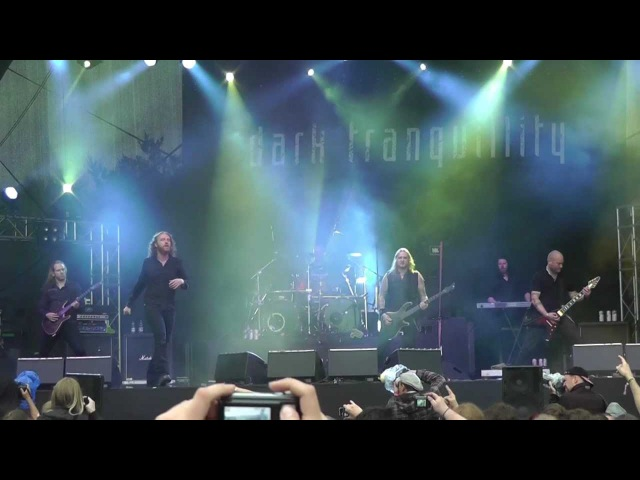 Dark Tranquillity - In My Absence (Live at Metalfest, Poland 2012)