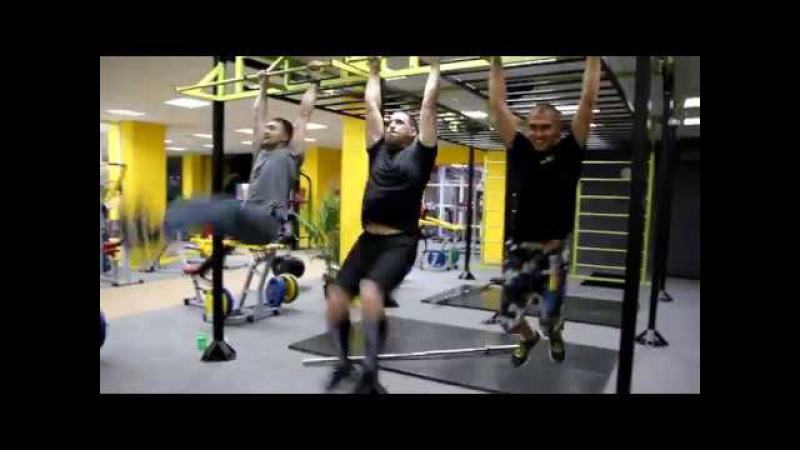 Юные кроссфитеры: Весёлая треня в ЖАRA-FITNESS