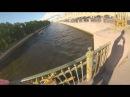 рыбалка на реке Фонтанка Санкт Петербург поимка судака