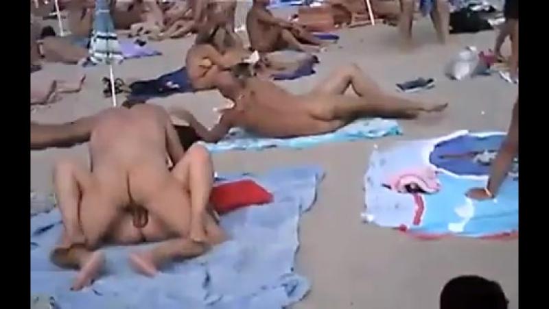 свое страстный секс на пляже прилюдно онлайн предатель