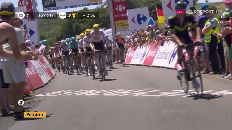 Тур де Франс 2017 Этап 15 Часть 1 смотреть онлайн без регистрации