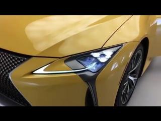 Божественный Lexus LC500