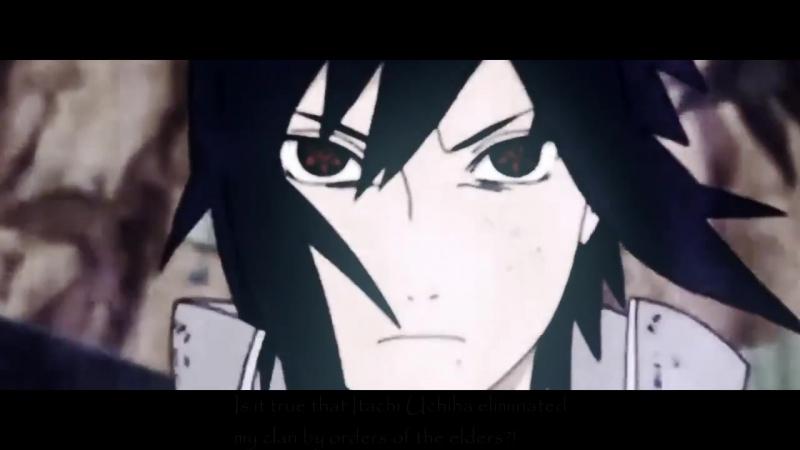Uchiha Sasuke 「AMV」- The Avenger ᴴᴰ