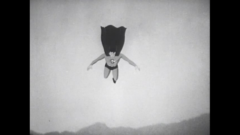 Атомный Человек против Супермена (1950) часть 11
