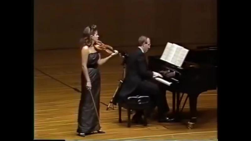 Mutter Violin Recital in Tokyo Suntory Hall
