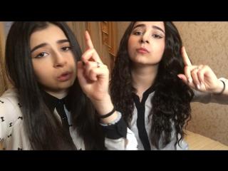 #Видеосигна от Manukian Twins - Анжела Чаталян