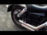 Kawasaki Vulcan 1600 MeanStreak