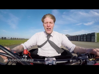 Worlds Fastest Bumper Car - 600cc 100bhp But how FAST - Colin Furze Top Gear