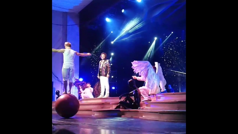 Концерт Филиппа Киркорова и его уникальное шоу Я.🎉Это не просто концерт. Режиссёр-постановщик Франко Драгоне приготовил настоя