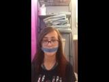 Duct tape Challenge! Spilling Secrets!
